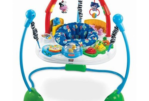 Прыгунки Fisher Price «Ферма»