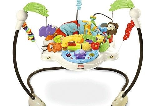 рыгунки Fisher Price «Зоопарк»